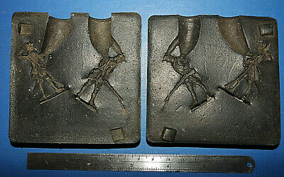 Prince August Casting Mould For Unknown Model Soldiers (F)