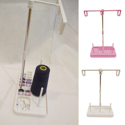 Organizer Stand Sewing Embroidery Spool Thread Holder Bobbin For Home Sewing!