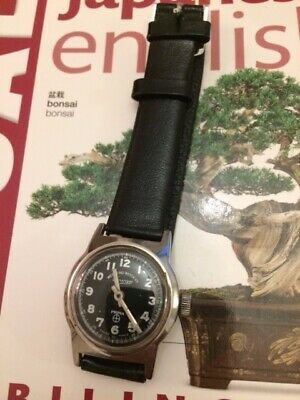 Excellent Military Style WEST END WATCH CO. SOWAR PRIMA Hand Winding Wristwatch.