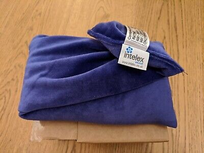 Intelex Warmies Heatable Neck Wrap Spa Therapy Pack Lavender Scented