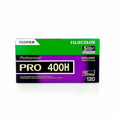 Pro 400H 120 Film - 5 rolls Pro-Pack - FLAT-RATE AU SHIPPING!