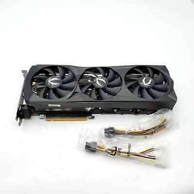 ZOTAC GAMING GeForce RTX 2070 AMP Extreme Core 8GB GDDR6 Graphics Card -READ!!!-