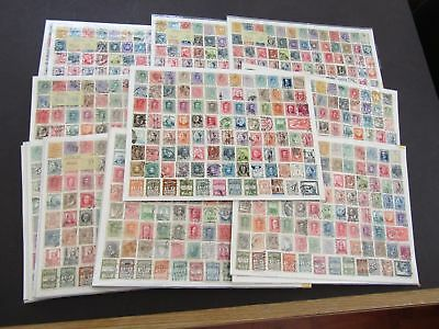 10 x Quality Packet of 100 Different Older Used Spain Stamps~Collection~UK
