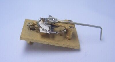 Clock Platform Escapement unused 8