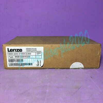 1PC NEW For LENZE Frequency Inverter E82EV222K4C200one year warranty