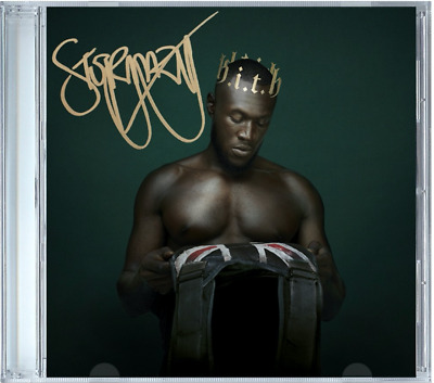 Stormzy Heavy Is The Head Signed CD SOLD OUT! Pre Order