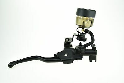BMW F650GS Handlebar 12mm Master Cylinder with lever and clamp with ABS