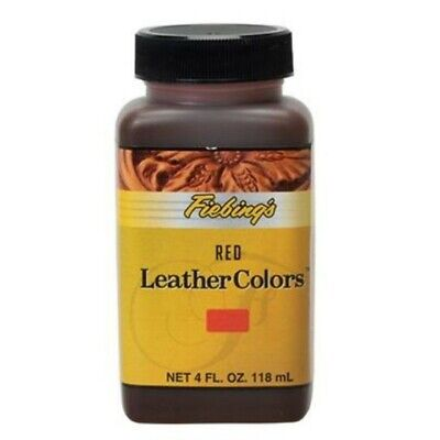 Fiebing's Leather Colors™ 4 oz. Water Based Leather Dye