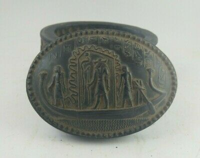 Rare Ancient Egyptian Antique Box 1291-1247 Bc