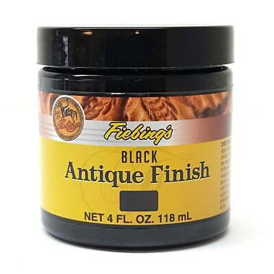 Fiebing's Antique Leather Finish 4 oz. in Several Colors