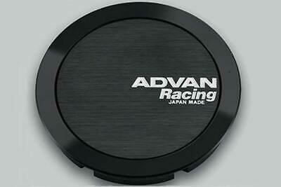 Advan 73mm Low Centercap - Black