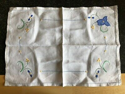 Embroidered Cloth Napkin