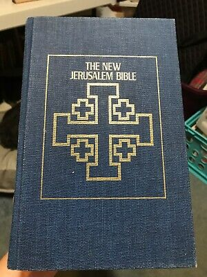 THE NEW JERUSALEM BIBLE in Slipcase 1985 Doubleday