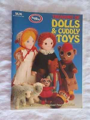 Treasury of Dolls And Cuddly Toys, Family Circle