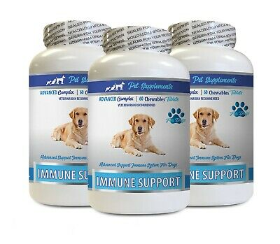 dog health supplement - DOG IMMUNE SUPPORT - ashwagandha extract - 3 Bottles