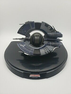 Star Wars Titanium Series Trade Federation Droid Fighter Die-Cast Model