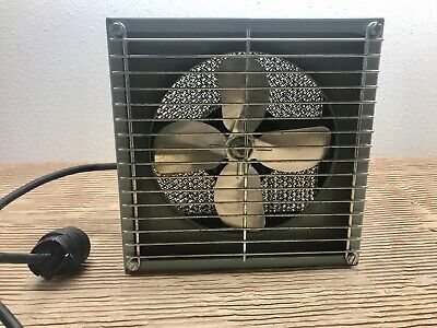 APW Hoffman / Mclean Thermal 1RB65M Filter Box Fan