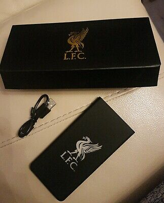 Official Liverpool Football Club Power Bank/Charger LFC Gift