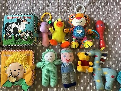 Baby Rattles/toys For Car/cot