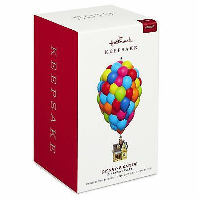 Hallmark 2019 UP Disney-Pixar Magic 10th Anniversary Ornament