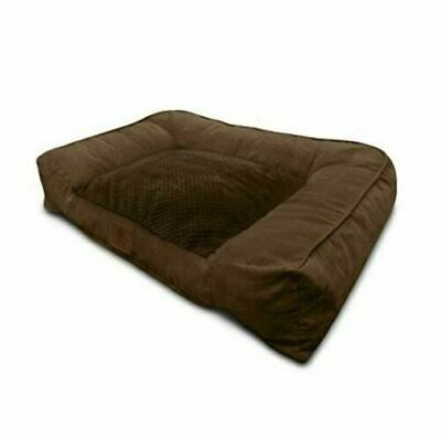 Extra Large Dog Bed Ultra Plush With Memory Foam And Orthopedic Durable Jumbo XL