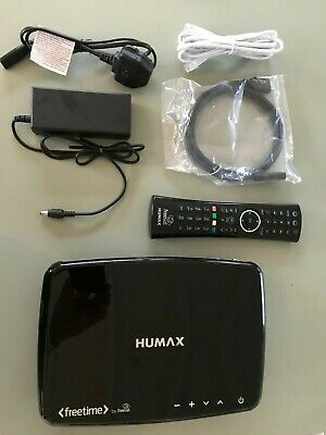 Humax HDR-1100S Satellite TV Recorder - Black