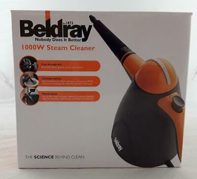 Beldray 1000W Steam Cleaner Unused Complete in original box with instructions