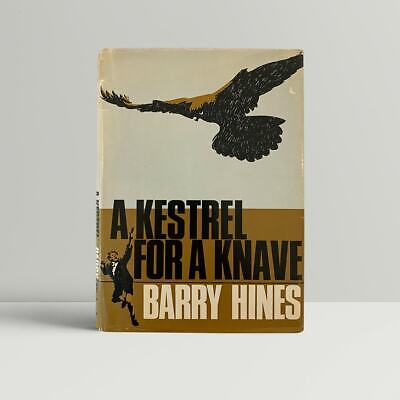 Barry Hines – A Kestrel For A Knave – First UK Edition 1968 - 1st Book