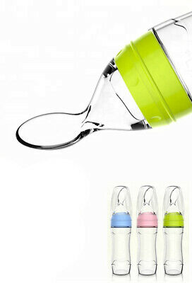 Adult spoon feeding bottle In 3 different colors 120ml,  Dotty Diaper Company
