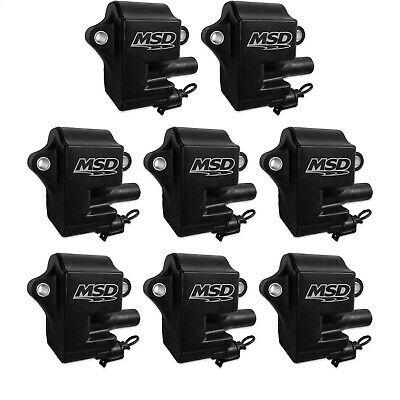 MSD Ignition 828583 Pro Power Direct Ignition Coil Set