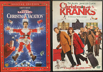 Christmas Vacation & Christmas With The Kranks (DVD, Special Edition)