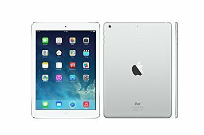 Apple iPad Air 1st Generation, 4G Cellular+Wifi, 16GB, A1475, 9.7in, Silver