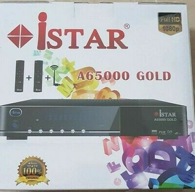 istar korea A65000 mit 12 monate online tv Top-Modell