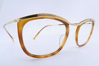 Vintage 50s eyeglasses frames gold filled FIL D'OR 20/000 made in France