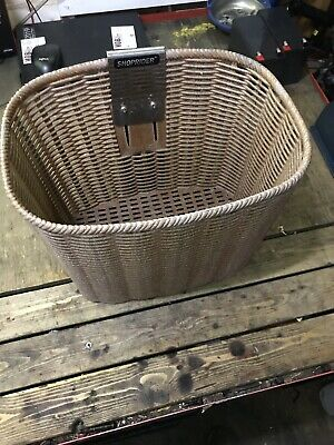 Shoprider Mobility Scooter Wicker Basket