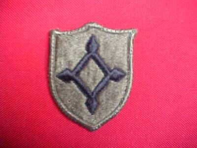 US Army Florida National Guard patch subdued