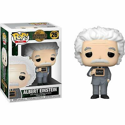 Funko Pop! Icons: Albert Einstein Vinyl Figure
