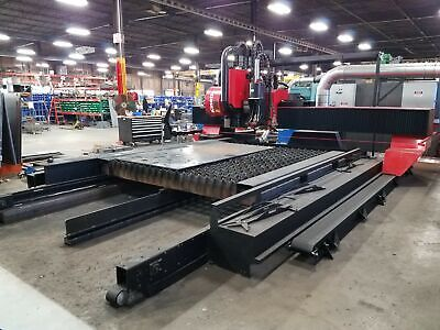 Kinetic K4000xmc Plasma Cutting System (#3493)