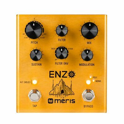 Meris Enzo Synth guitar effect pedal New