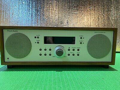 Tivoli Audio - Bluetooth - Music System Two - All In One Table Radio