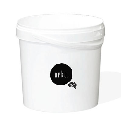 1.3Kg Citric Acid Food Grade Anhydrous Buckets Tubs GMO Free Preservative Powder