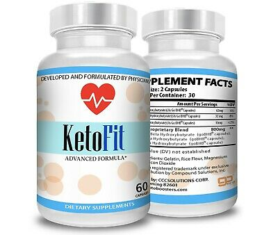 Best Keto Fit Advanced  Instant Weight Loss  Pure Keto Fast Boost Bhb