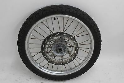 METZELER Enduro 3 Sahara Replacement Front Wheel And Rim With Spinless Disc