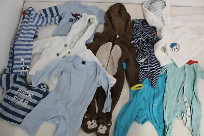 Boys Baby Clothing Mixed Child Tops Jumpers Jumpsuit Bundle 3-6M 10x JOB LOT
