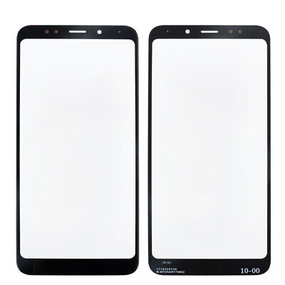 New Front Glass Lens for XiaoMi Redmi 5 plus Outer Touch Panel Replacement