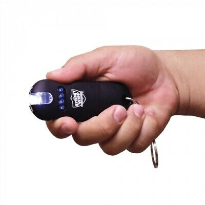 Cutting Edge Streetwise SMART 24m Keychain Stun Gun Black