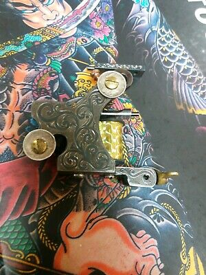 Todd Hlavaty Liner Tattoo Machine