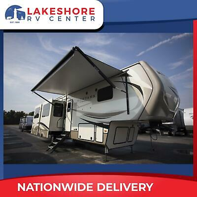 Keystone Montana 3561RL Fifth Wheel Camper RV Five Slides and Very Low Payments!