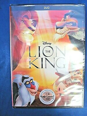 Disney - The Lion King (DVD, 2017 Signature Collection), New, Sealed