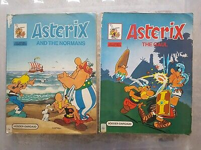 Asterisk Comic's x 2